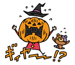 Do your best. Witch hood 26 (Halloween) sticker #12984206