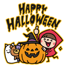Do your best. Witch hood 26 (Halloween) sticker #12984211