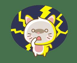 Kawaii Cathy sticker #12986702