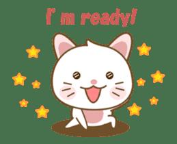 Kawaii Cathy sticker #12986708
