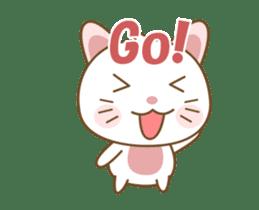 Kawaii Cathy sticker #12986710