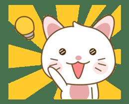Kawaii Cathy sticker #12986711