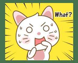 Kawaii Cathy sticker #12986712