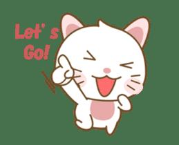 Kawaii Cathy sticker #12986722