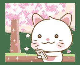 Kawaii Cathy sticker #12986723
