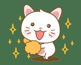 Kawaii Cathy sticker #12986725