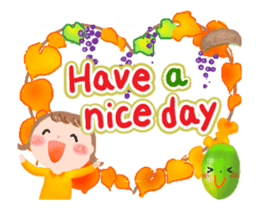 *--Have a Nice Autumn--* sticker #12986851