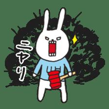 [UH] Punch Line Sticker sticker #12991874