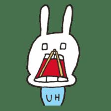 [UH] Punch Line Sticker sticker #12991906