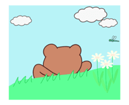 Bear 2 (English and Animation) sticker #12991973