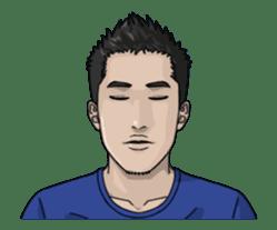 Handsome Men - Animated Stickers sticker #12992128