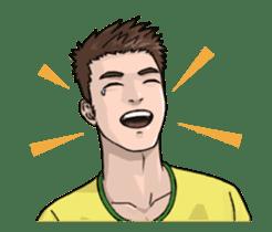 Handsome Men - Animated Stickers sticker #12992135