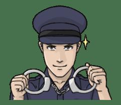 Handsome Men - Animated Stickers sticker #12992137