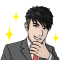 Handsome Men - Animated Stickers