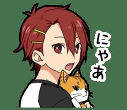 Kansai dialect boy vol.2 sticker #12993067