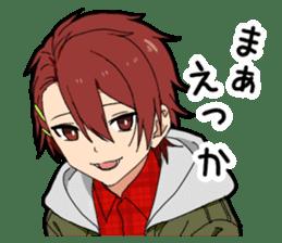 Kansai dialect boy vol.2 sticker #12993075