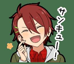 Kansai dialect boy vol.2 sticker #12993077