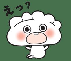 Gyoza Dumpling sticker #13000224