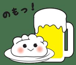 Gyoza Dumpling sticker #13000239
