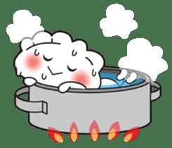 Gyoza Dumpling sticker #13000243