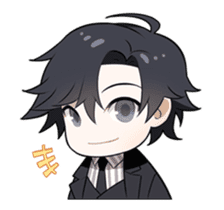 Mystic Messenger sticker #13010896