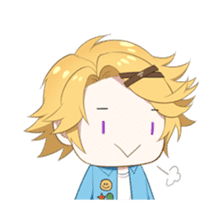 Mystic Messenger sticker #13010899