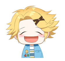 Mystic Messenger sticker #13010902