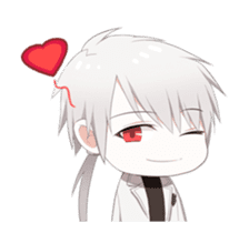 Mystic Messenger sticker #13010907