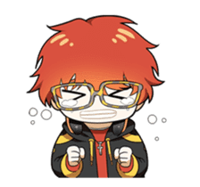 Mystic Messenger sticker #13010908