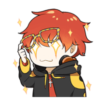Mystic Messenger sticker #13010909