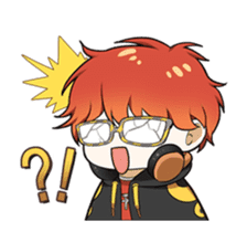 Mystic Messenger sticker #13010910