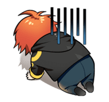 Mystic Messenger sticker #13010911