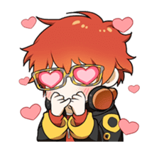 Mystic Messenger sticker #13010912