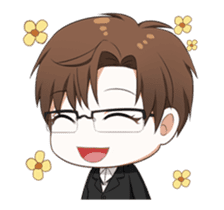 Mystic Messenger sticker #13010917