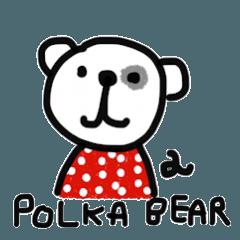 Polka Bear 2