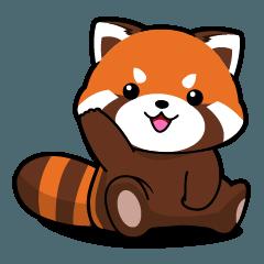 Kurimo: Red Panda (Lesser Panda)