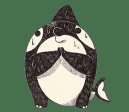 Osca is an Orca sticker #13023407
