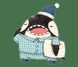 Osca is an Orca sticker #13023427