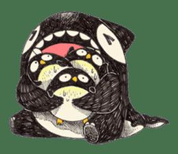 Osca is an Orca sticker #13023437