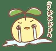 piyomame_Sticker sticker #13026989