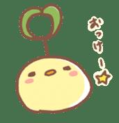 piyomame_Sticker sticker #13026992
