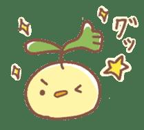 piyomame_Sticker sticker #13026994