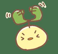piyomame_Sticker sticker #13026998