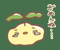 piyomame_Sticker sticker #13027011