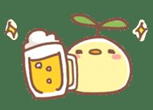 piyomame_Sticker sticker #13027016
