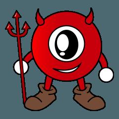 Red Child Devil