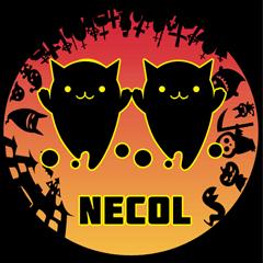 slime-cat Sticker[HW,Xmas,newyear]