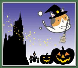 slime-cat Sticker[HW,Xmas,newyear] sticker #13044601