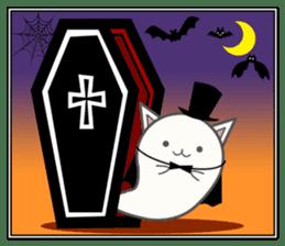 slime-cat Sticker[HW,Xmas,newyear] sticker #13044605