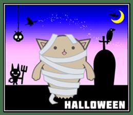slime-cat Sticker[HW,Xmas,newyear] sticker #13044613